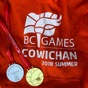BC Summer Games News Synchronized Swimming