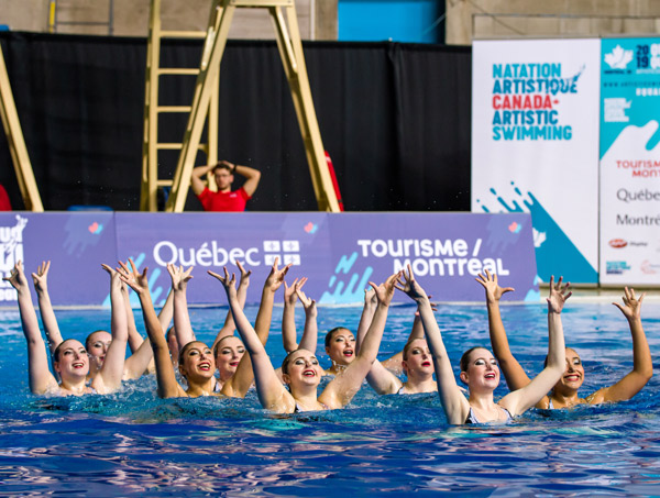 Find a Synchro team in Vancouver BC