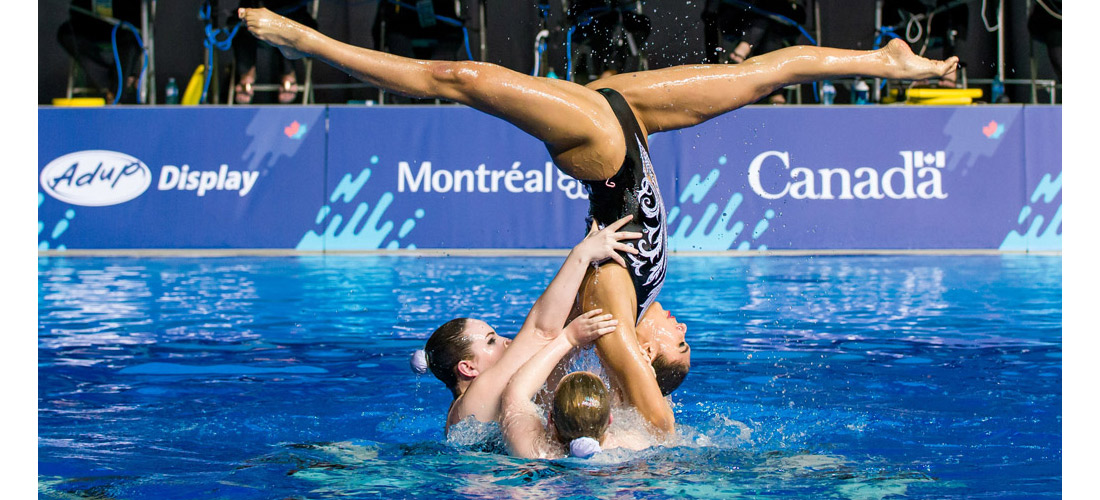 BC Synchro Team Competition